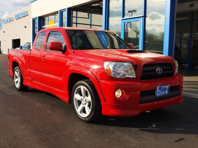 2006 toyota tacoma x runner access cab for sale in ofallon missouri classified. Black Bedroom Furniture Sets. Home Design Ideas