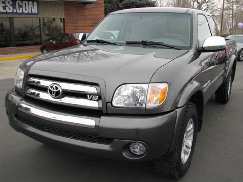 2006 toyota tundra access cab v8 sr5 4x4 for sale in west jordan utah classified. Black Bedroom Furniture Sets. Home Design Ideas