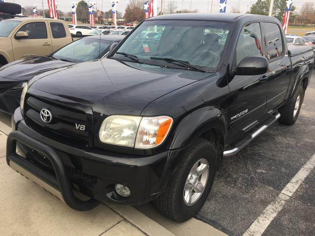 2006 toyota tundra limited limited 4dr double cab 4wd sb for sale in decatur alabama classified. Black Bedroom Furniture Sets. Home Design Ideas