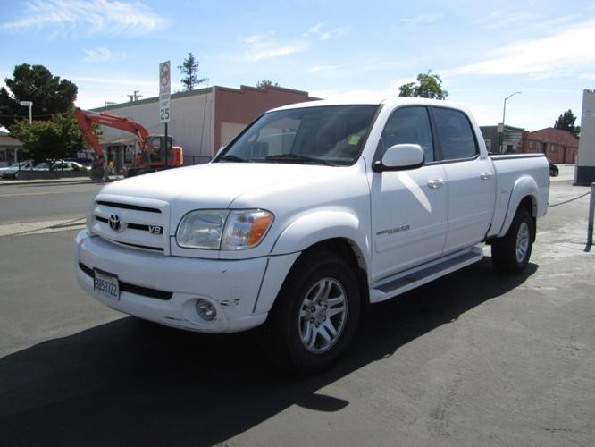 2006 toyota tundra limited v8 vallejo ca for sale in vallejo california classified. Black Bedroom Furniture Sets. Home Design Ideas