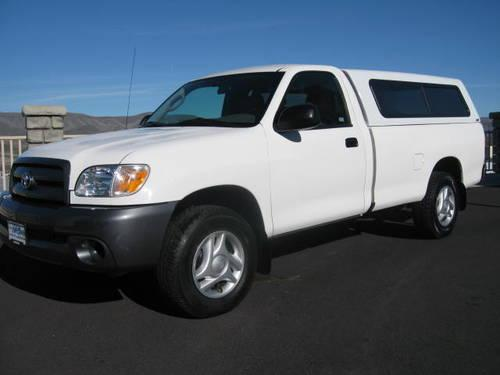 2006 Toyota Tundra Pickup Regular Cab For Sale In Lewiston