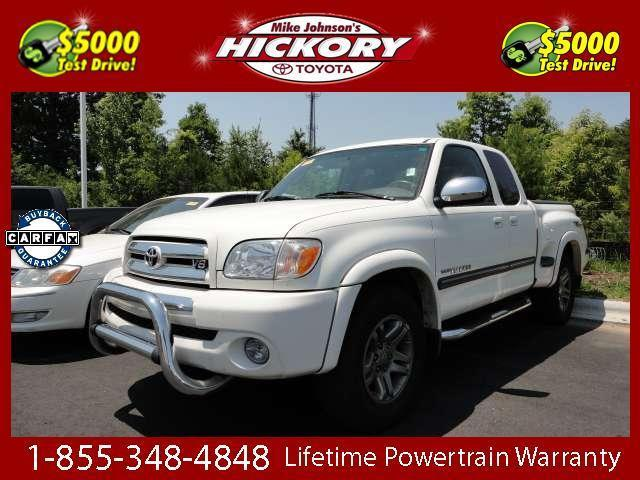 2006 toyota tundra sr5 for sale in hickory north carolina classified. Black Bedroom Furniture Sets. Home Design Ideas