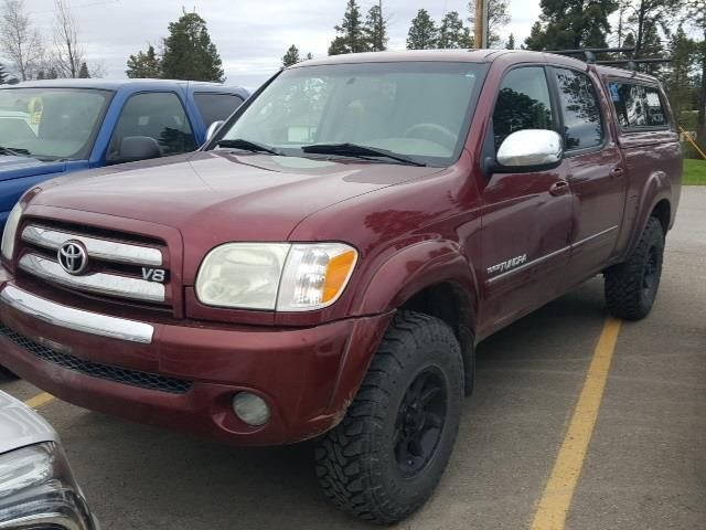 2006 toyota tundra sr5 sr5 4dr double cab 4wd sb 4 7l v8 for sale in evergreen montana. Black Bedroom Furniture Sets. Home Design Ideas