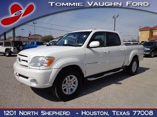 2006 toyota tundra truck 2wd double cab v8 limited for sale in houston texas classified. Black Bedroom Furniture Sets. Home Design Ideas