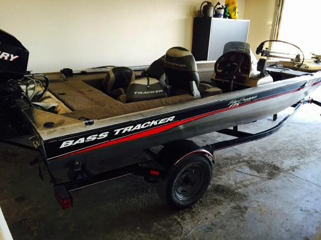 2006 Tracker Boats Pro Crappie 175 For Sale In Sabetha