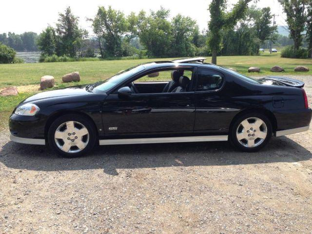2006 v8 5 3l silver black monte carlo ss for sale in rothschild wisconsin classified. Black Bedroom Furniture Sets. Home Design Ideas