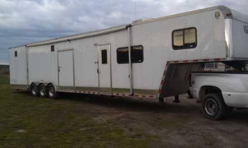 2006 Vintage RVT Toy Hauler in Arcade, NY for Sale in ...