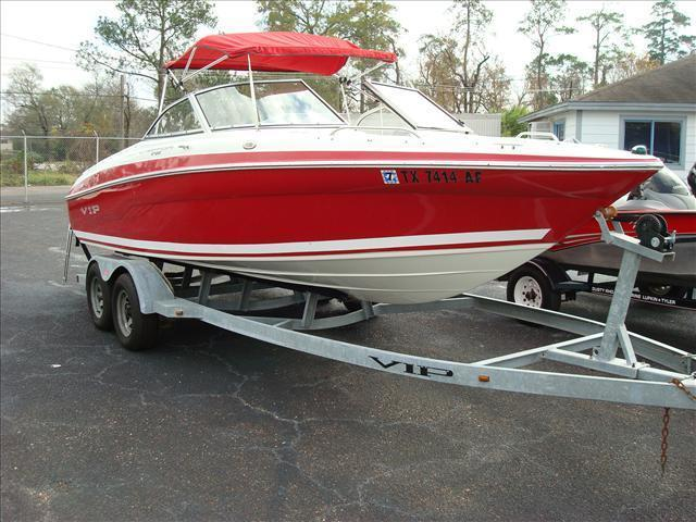 2006 VIP BOW RIDER 2102 VICTORY