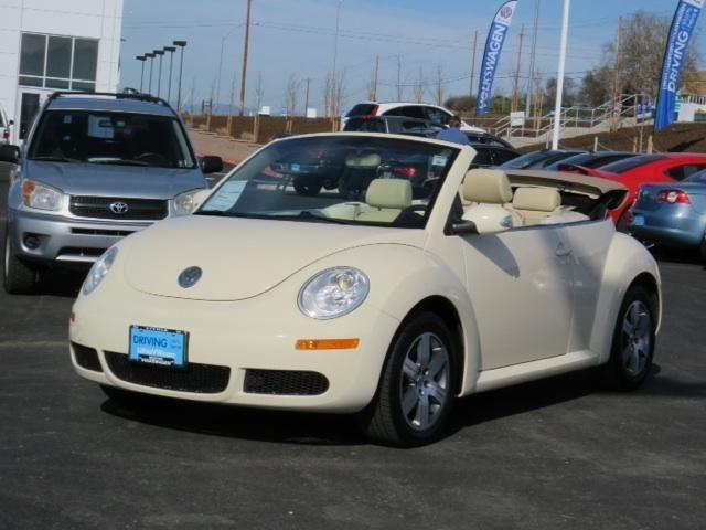 2006 volkswagen new beetle convertible 2dr car for sale in medford oregon classified. Black Bedroom Furniture Sets. Home Design Ideas