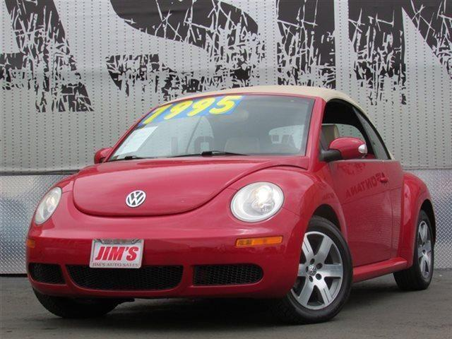 2006 volkswagen new beetle convertible convertible 2dr 2 5l for sale in harbor city california. Black Bedroom Furniture Sets. Home Design Ideas