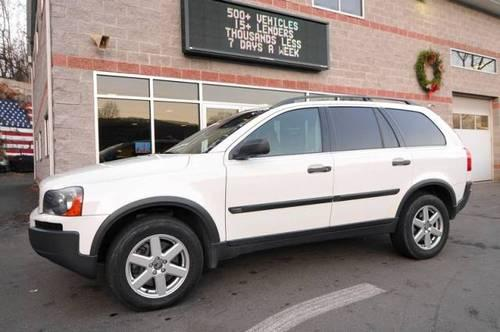 2006 volvo xc90 suv 2 5l turbo for sale in naugatuck connecticut classified. Black Bedroom Furniture Sets. Home Design Ideas