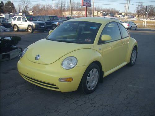 2006 vw beetle gls 5 speed red 2 5l 90k miles for sale in. Black Bedroom Furniture Sets. Home Design Ideas