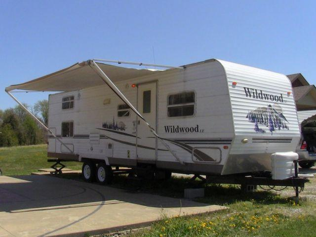 Used Cars Louisville Ky >> 2006 Wildwood 28 foot travel trailer with bunk beds, Louisville KY. | 2006 Travel Trailer in ...