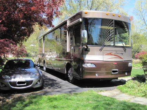 2006 Winnebago Journey 36G Diesel Pusher 21300 Miles For Sale In Boyds Maryland