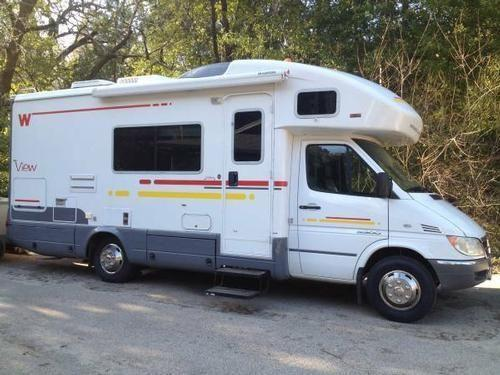Simple Used RVs 2001 Winnebago Rialta 22ft VR6 For Sale By Owner