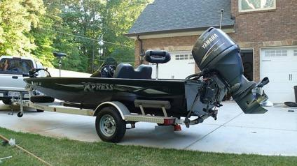 Xpress Boats For Sale >> 2006 Xpress H51 17' w90hp 4stroke Yamaha for Sale in Dallas, Texas Classified | AmericanListed.com