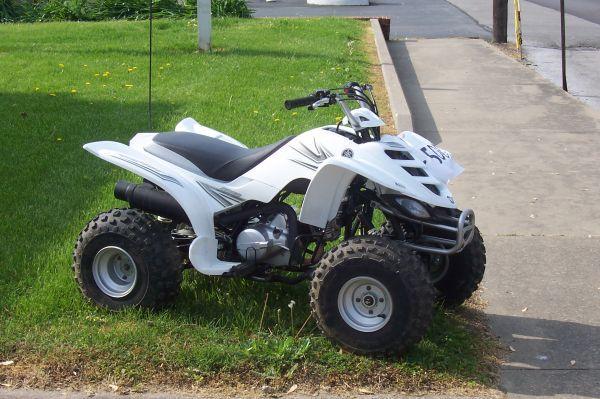 Yamaha Four Wheelers For Sale In Kentucky