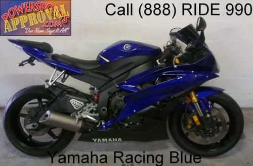 2006 yamaha r1 crotch rocket for sale in yamaha racing blue u1643 for sale in sandusky. Black Bedroom Furniture Sets. Home Design Ideas