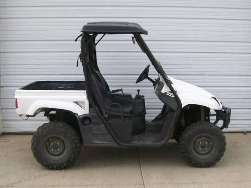 2006 yamaha rhino 660 4x4 for sale in junius south dakota for 2006 yamaha grizzly 660 value
