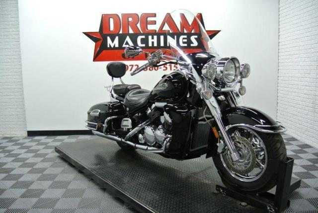 Yamaha Royal Star Tour Deluxe Value