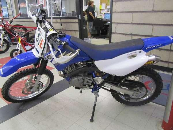 2006 Yamaha Tt R125e For Sale In Colorado Springs