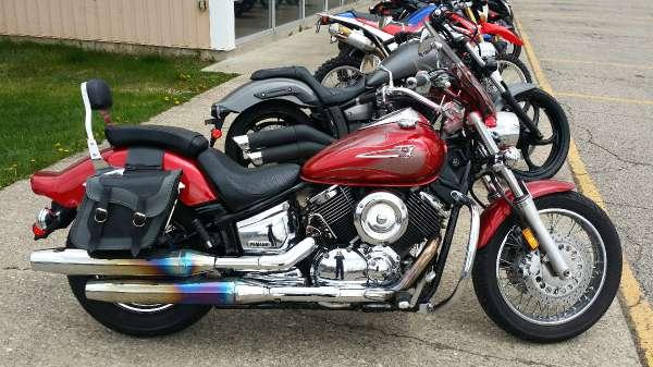2006 yamaha v star 1100 classic for sale in paw paw for Yamaha v star parts
