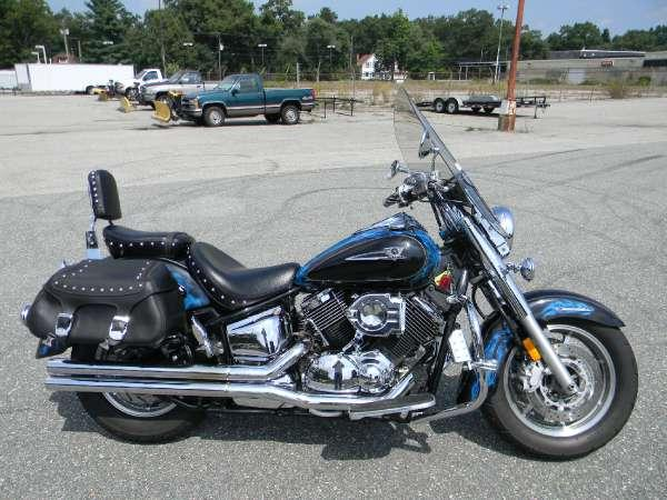 2006 yamaha v star 1100 silverado for sale in springfield