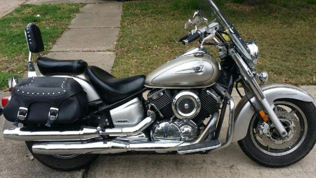 2006 yamaha v star 1100 silverado for sale in katy texas