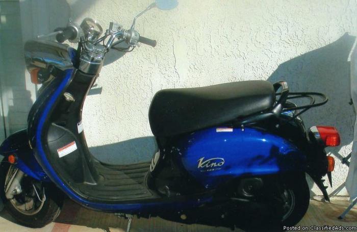 2006 yamaha vino 125 cc for sale in lakewood california for Yamaha vino 2006