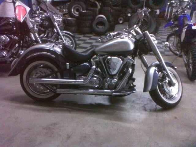 2006 Yamaha Xv1700 Road Star Super Low Miles For Sale In