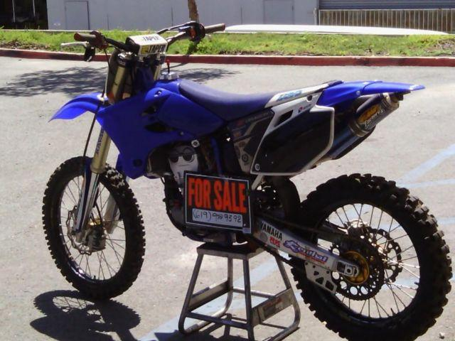 2006 yamaha yz 450cc for sale in san diego california for San diego yamaha