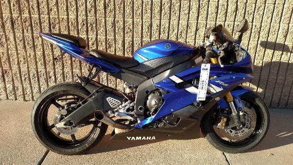 2006 yamaha yzf r6 for sale in albuquerque new mexico for 2006 yamaha r6 for sale