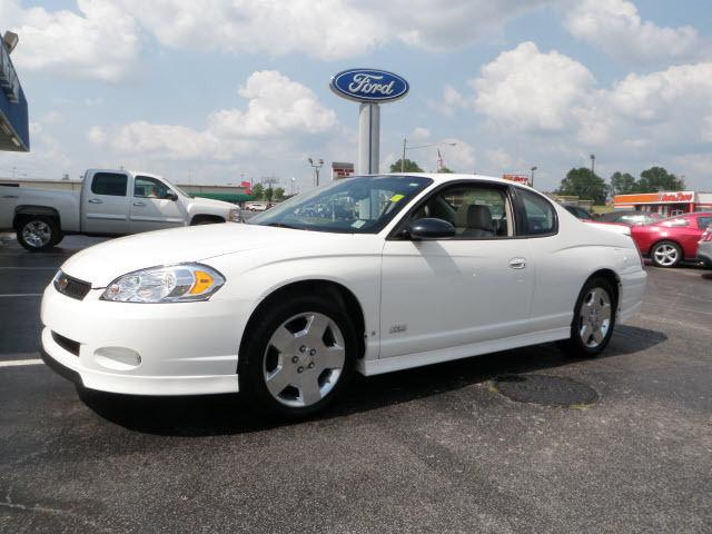 2006 chevrolet monte carlo ss for sale in booneville. Black Bedroom Furniture Sets. Home Design Ideas