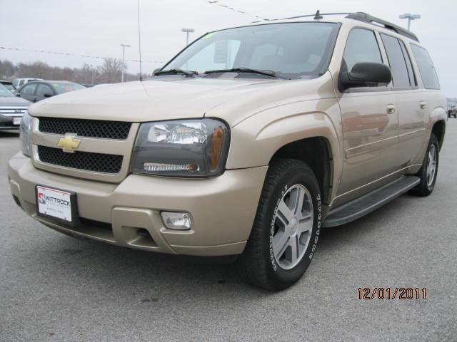 2006 chevrolet trailblazer ext for sale in carroll iowa. Black Bedroom Furniture Sets. Home Design Ideas