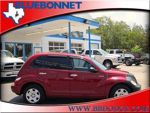 2006 Chrysler PT Cruiser for Sale in New Braunfels, Texas ...