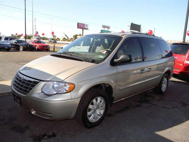 2006 chrysler town country touring for sale in alice texas. Cars Review. Best American Auto & Cars Review