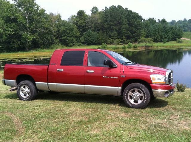 2006 dodge ram 1500 slt for sale in rustburg virginia classified. Black Bedroom Furniture Sets. Home Design Ideas
