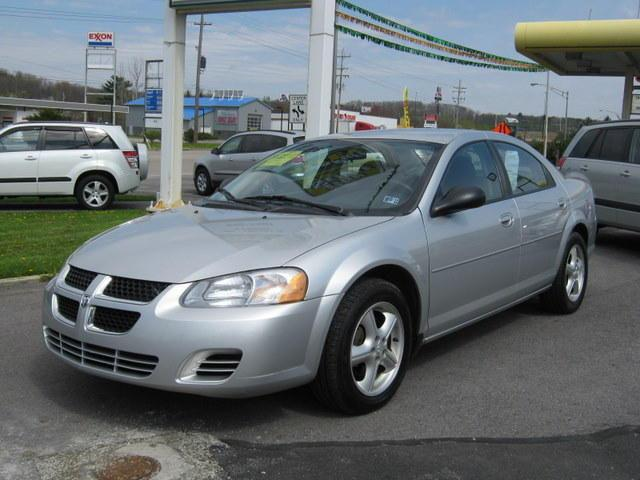 2006 dodge stratus sxt for sale in new bethlehem. Black Bedroom Furniture Sets. Home Design Ideas