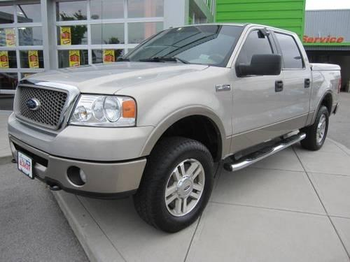 2006 ford f 150 crew cab pickup for sale in acorn kentucky classified. Black Bedroom Furniture Sets. Home Design Ideas