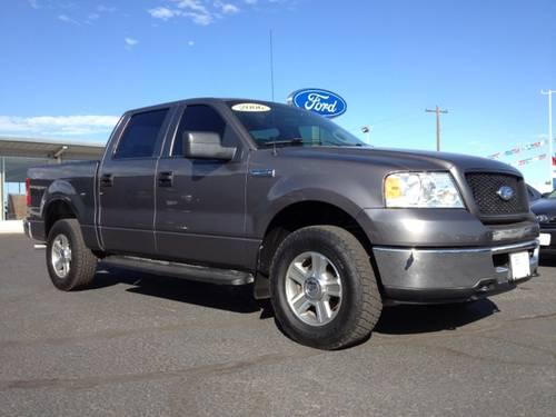 2006 ford f 150 crew cab pickup xlt for sale in delta colorado classified. Black Bedroom Furniture Sets. Home Design Ideas