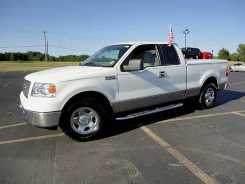 2006 ford f 150 super cab xlt for sale in mineral wells mississippi classified. Black Bedroom Furniture Sets. Home Design Ideas