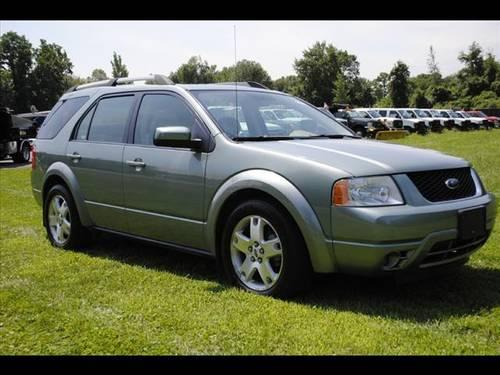 2006 ford freestyle wagon limited for sale in rhinebeck new york classified. Black Bedroom Furniture Sets. Home Design Ideas