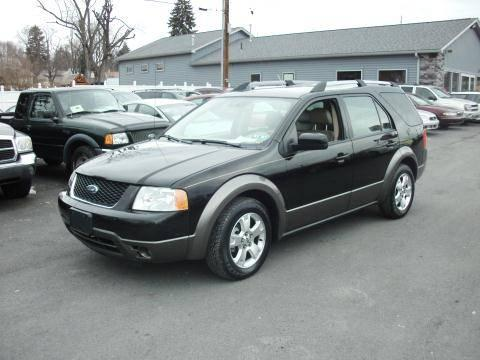 2006 ford freestyle wagon sel 4dr wagon for sale in altoona pennsylvania classified. Black Bedroom Furniture Sets. Home Design Ideas