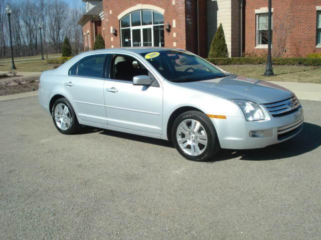 Ford Fusion Sel 2006. 2006 Ford Fusion SEL