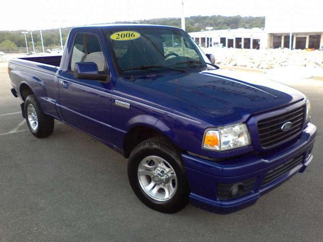2006 Ford Ranger Stx For Sale In Marble Falls Texas