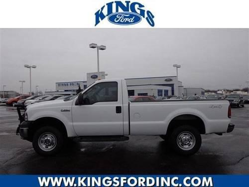 2006 ford super duty f 250 regular cab pickup xl for sale. Black Bedroom Furniture Sets. Home Design Ideas