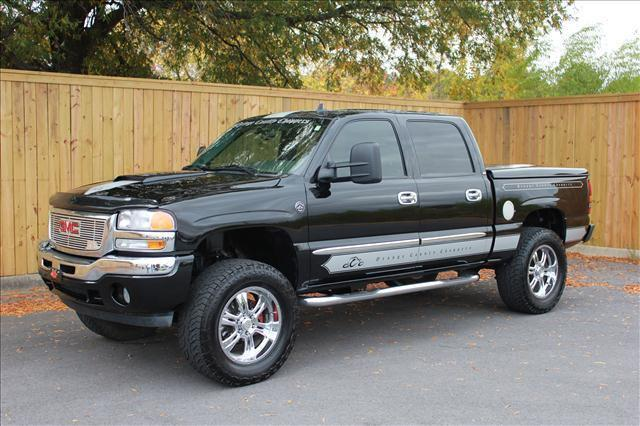 2006 gmc sierra 1500 slt crew cab for sale in conway arkansas classified. Black Bedroom Furniture Sets. Home Design Ideas