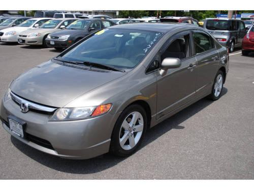 2006 honda civic 4 dr sedan ex for sale in new hampton new york classified. Black Bedroom Furniture Sets. Home Design Ideas