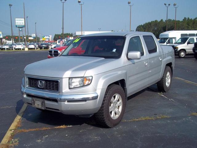 2006 honda ridgeline rts for sale in darien georgia classified. Black Bedroom Furniture Sets. Home Design Ideas