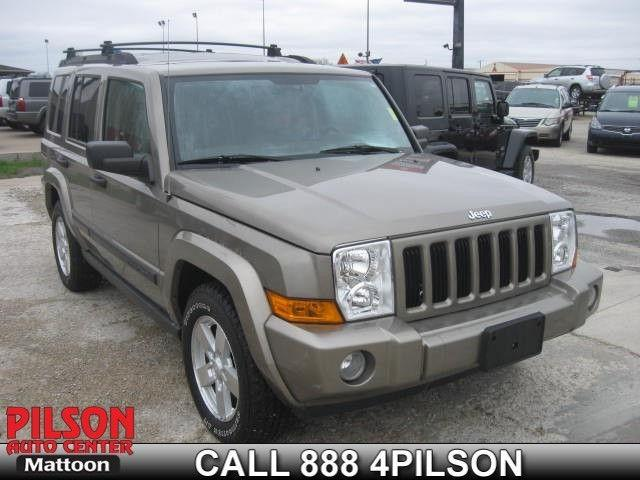 2006 jeep commander for sale in mattoon illinois classified. Black Bedroom Furniture Sets. Home Design Ideas